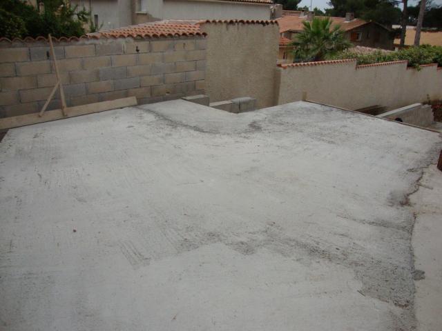 Garage et aggrandissement terrasse carry le rouet for Alpes carrelage manosque