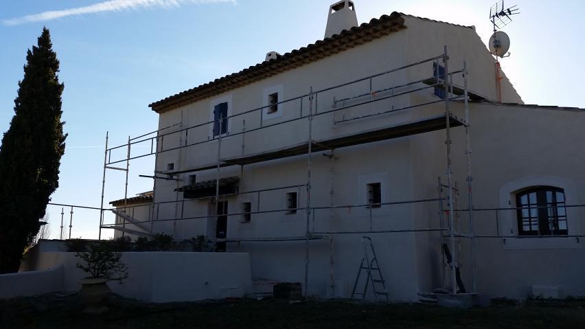 Entreprise de ravalement fa ade venelles rev tement de for Entreprise renovation facade
